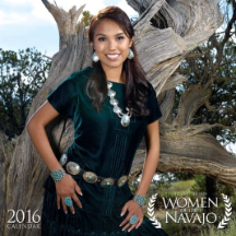 2016 Women of the Navajo Calendar