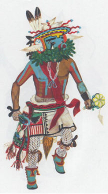 Kachina, Palolokong Water Serpent