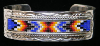 Navajo Multi Color Beaded Bracelet